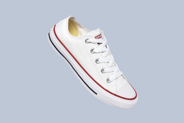 Sneaker für Firmen Converse Low Chuck AllStar Connies bedruckt